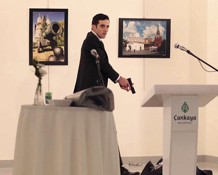 """A """"mérsékelt terroristák"""" vállalták a felelősséget az orosz nagykövet meggyilkolásáért"""