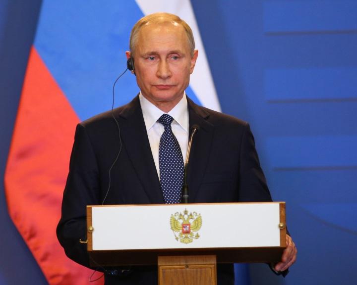 Putyin: Magyarország fontos és megbízható partnere Oroszországnak