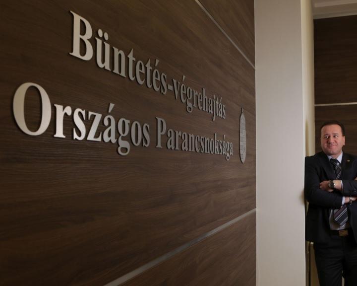 Bv-parancsnok: sok munka és komoly kihívások jellemezték a büntetés-végrehajtás múlt évét