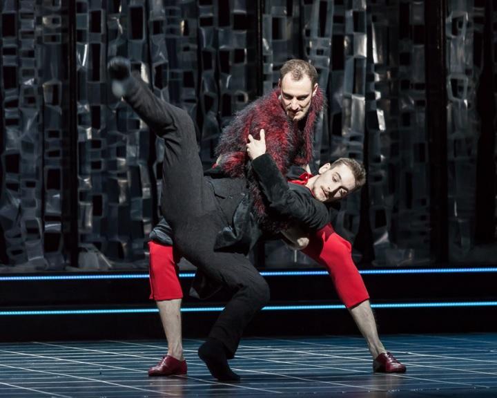 Monumentális táncdráma elevenedik meg a pécsi Kodály Központban
