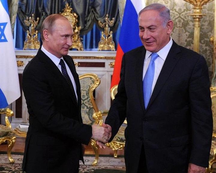 Putyin: szoros és bizalmas az orosz-izraeli viszony