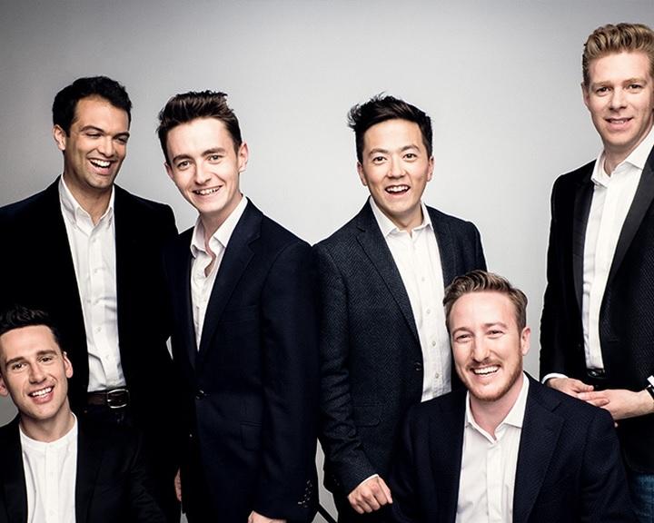 A The King's Singers koncertezik a pécsi Kodály Központban