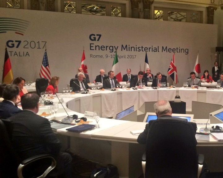 Nem született zárónyilatkozat a G7-ek energiacsúcsán