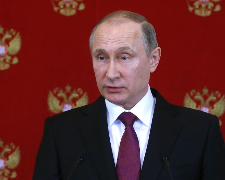 Putyin: nincs bizonyíték a vegyi fegyver szíriai kormányerők általi bevetésére
