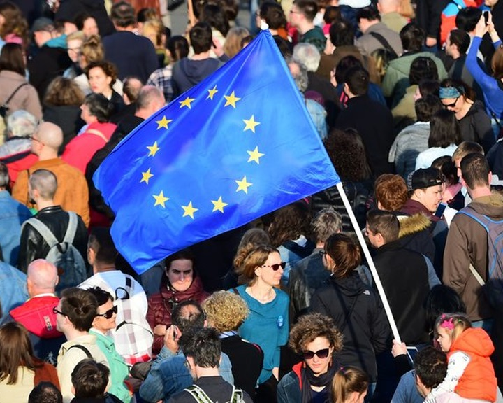 Német sajtó: az EU szervezte a budapesti kormányellenes tüntetéseket