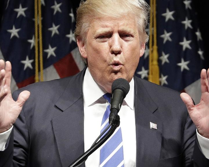 Donald Trump ismét figyelmeztette Észak-Koreát