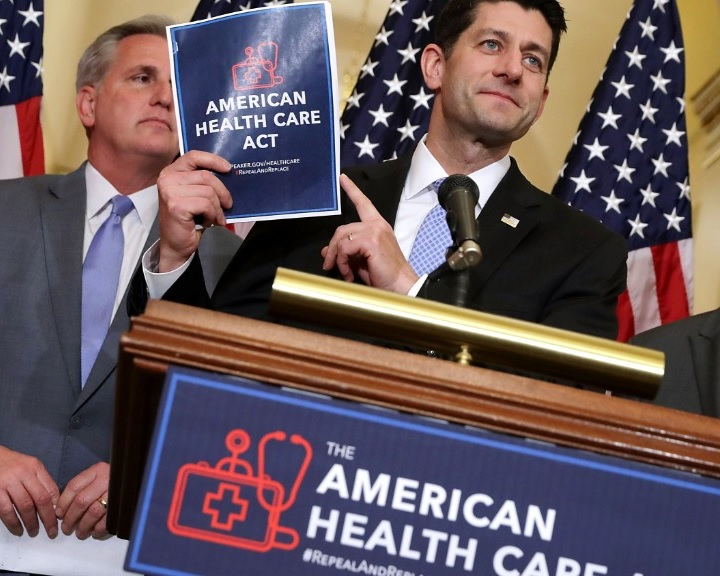 Az amerikai képviselőház elfogadta az Obamacare visszavonását