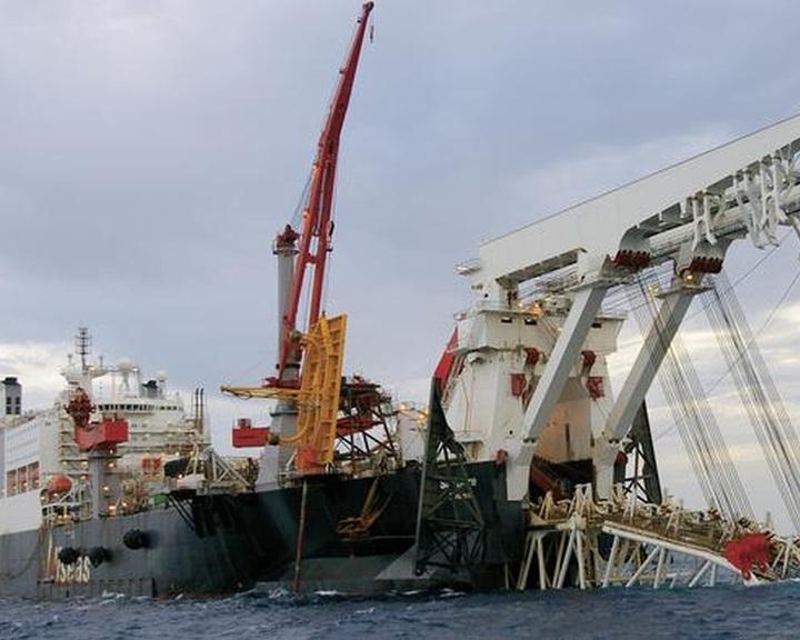 A Gazprom megkezdte a Török Áramlat csővezeték építését