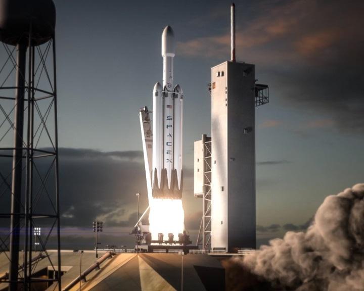 Kipróbálta új hajtóművét a SpaceX