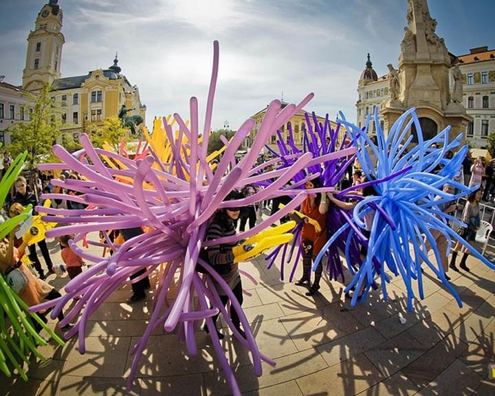 Ötödik alkalommal rendezik meg a Pécs City Karnevált 42a555ed07