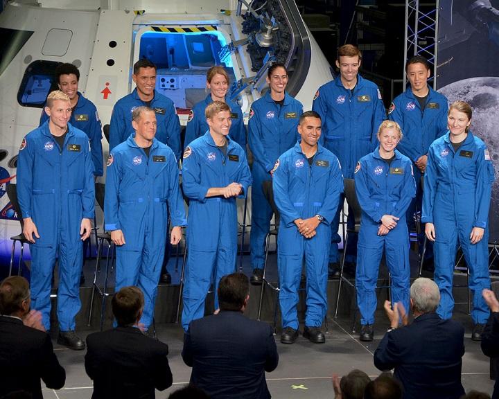 A NASA kiválasztotta a tervezett Mars-utazás asztronautáit