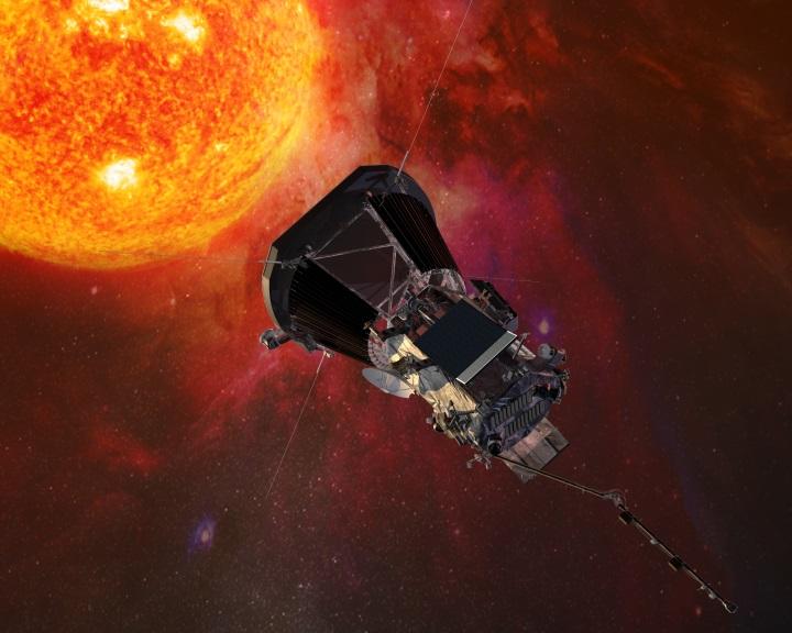 A Naphoz indít szondát a NASA