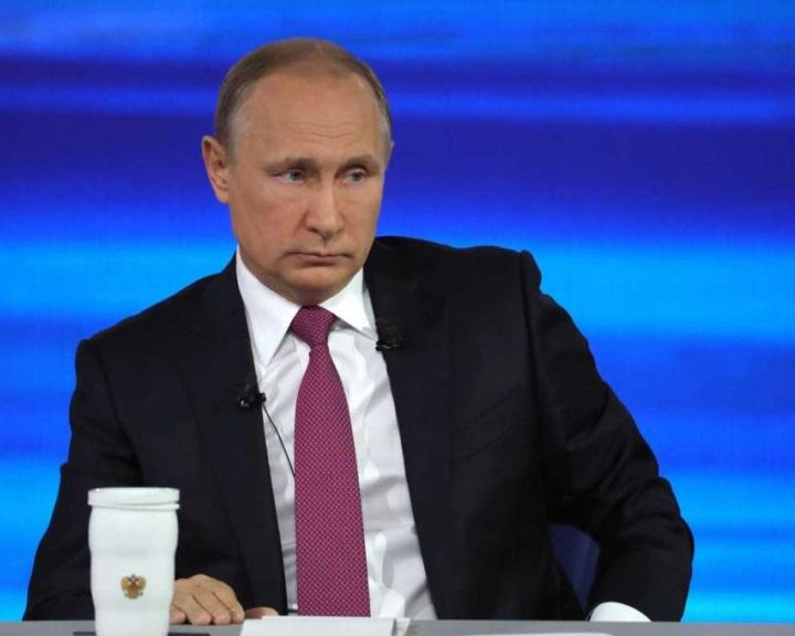 Putyin: nem tekintjük ellenségnek Amerikát