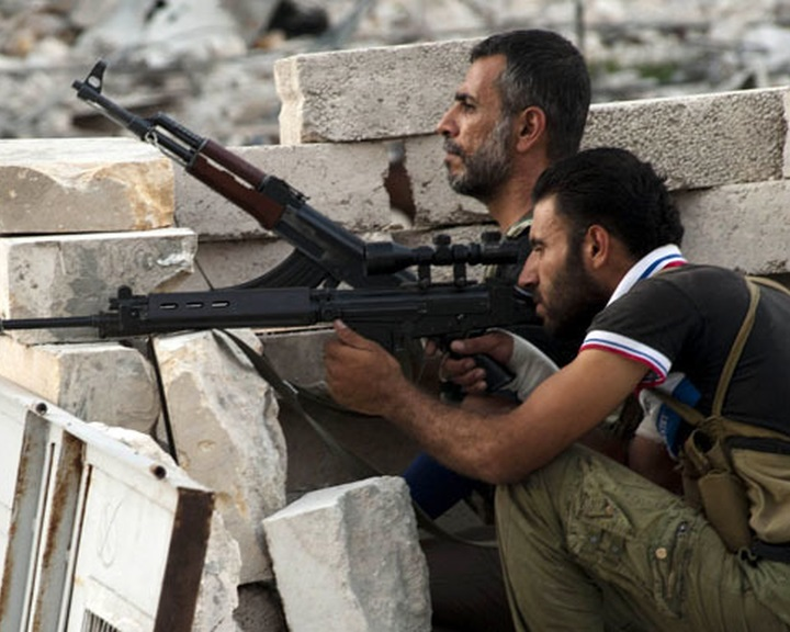Izrael titokban évek óta támogatást nyújt egyes felkelőcsoportoknak