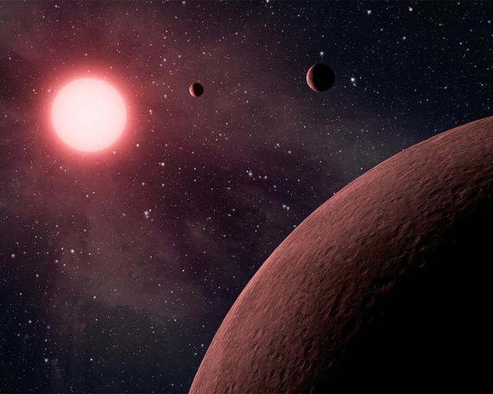 10 újabb Föld-szerű bolygót találtak