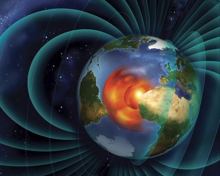 A nikkel kulcsfontosságú tényezője a Föld mágneses terének