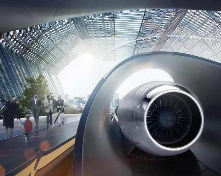 Megépülhet az első hyperloop pálya az Egyesült Államokban