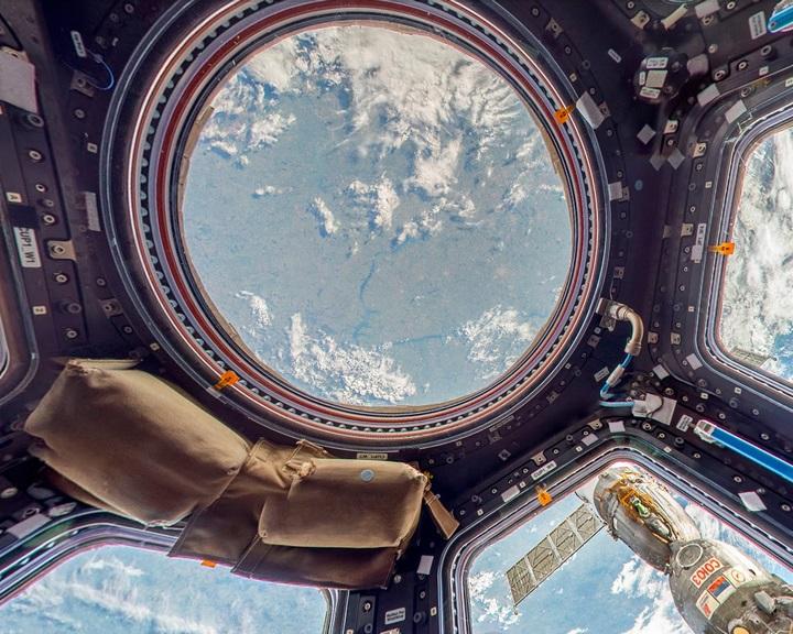 A Nemzetközi Űrállomást bemutató panorámafelvételekkel bővült a Google Street View