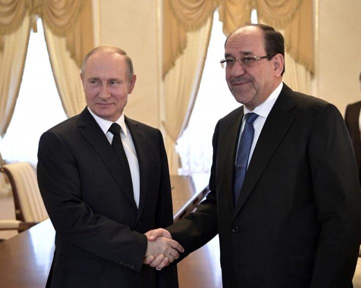 Máliki megköszönte Putyinnak a fegyverszállítások felgyorsítását