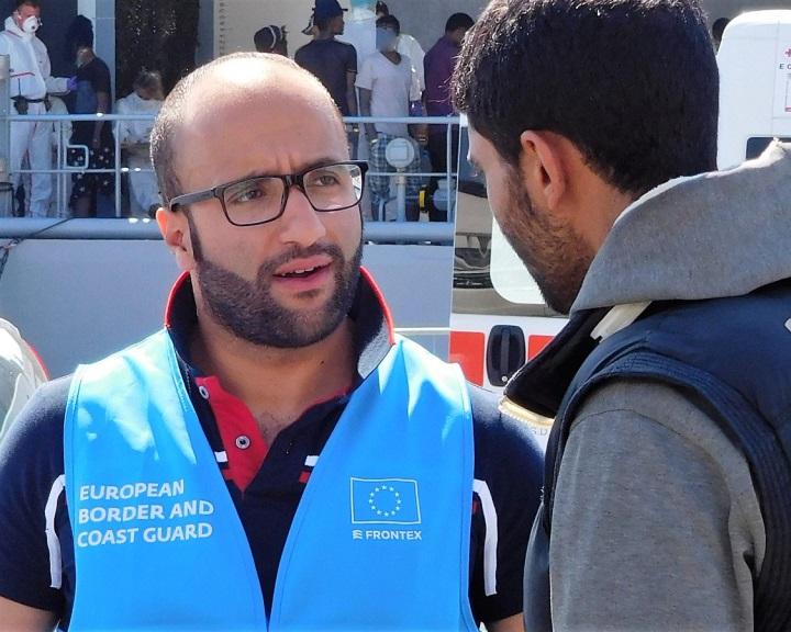 Frontex: több mint felével csökkent az olasz partokra érkezők száma júliusban