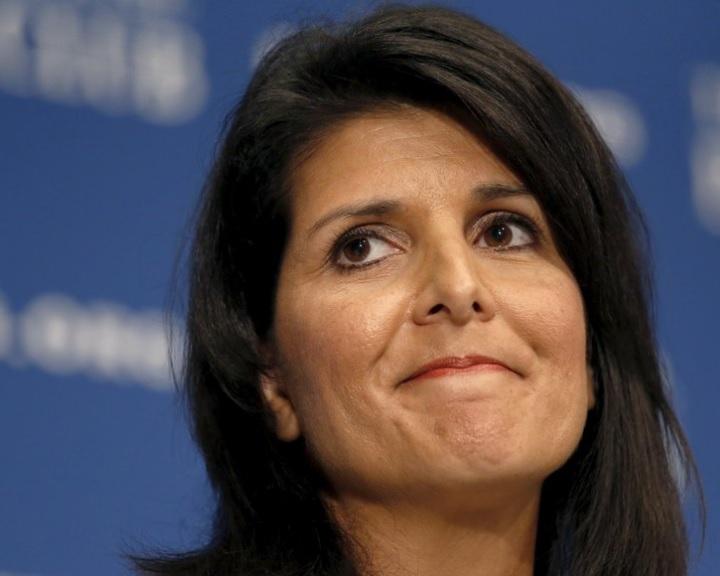 Haley: Irán nem ejtheti túszul a világot az atomalkuval