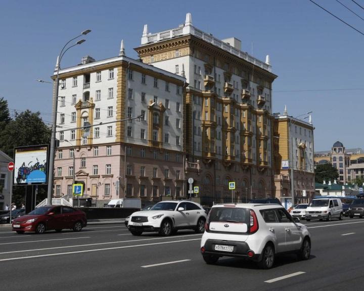 Felfüggesztik az amerikai vízumkiadást Oroszországban