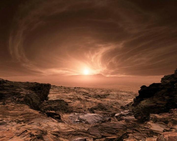 Marsi felhőket fotózott a Curiosity