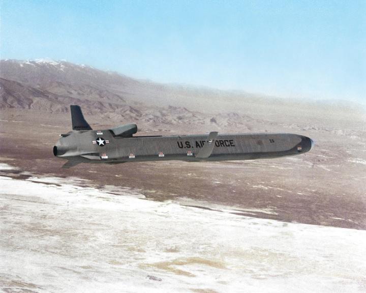 Az amerikai légierő megkezdte nukleáris arzenáljának felújítását