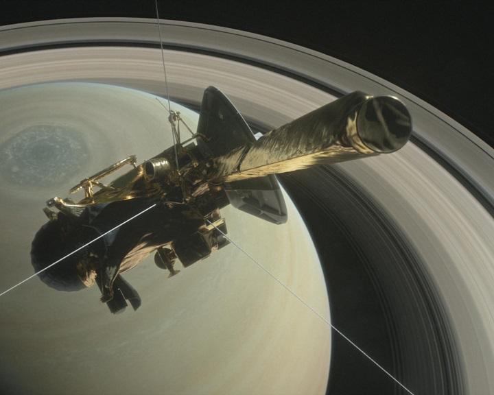 Viszonylag fiatalok lehetnek a Szaturnusz gyűrűi a Cassini adatai alapján