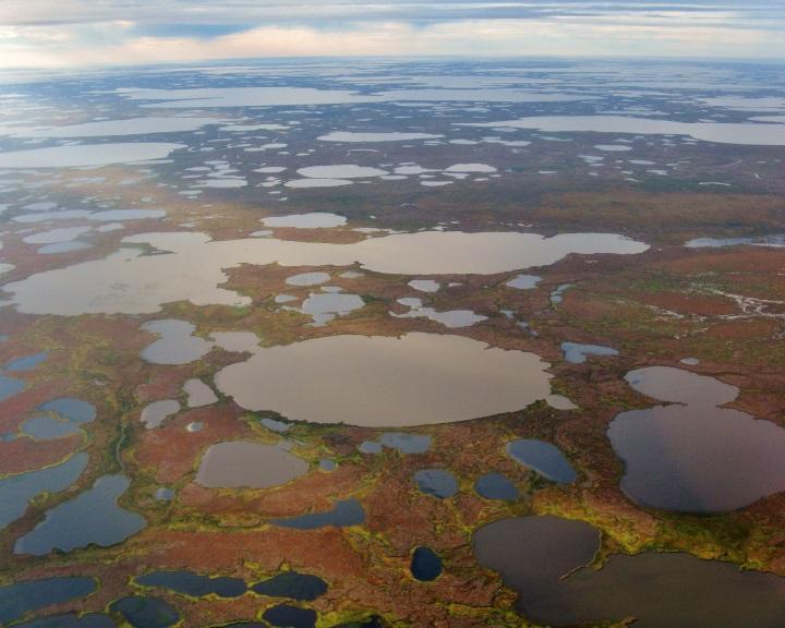 Megállíthatatlan az állandóan fagyott talajú területek eltűnése
