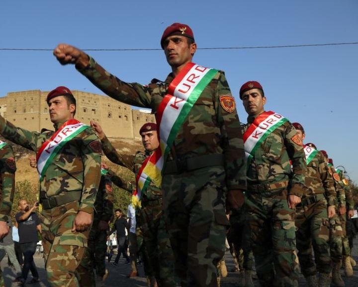 Washington nem helyesli az iraki kurdok függetlenségi törekvéseit