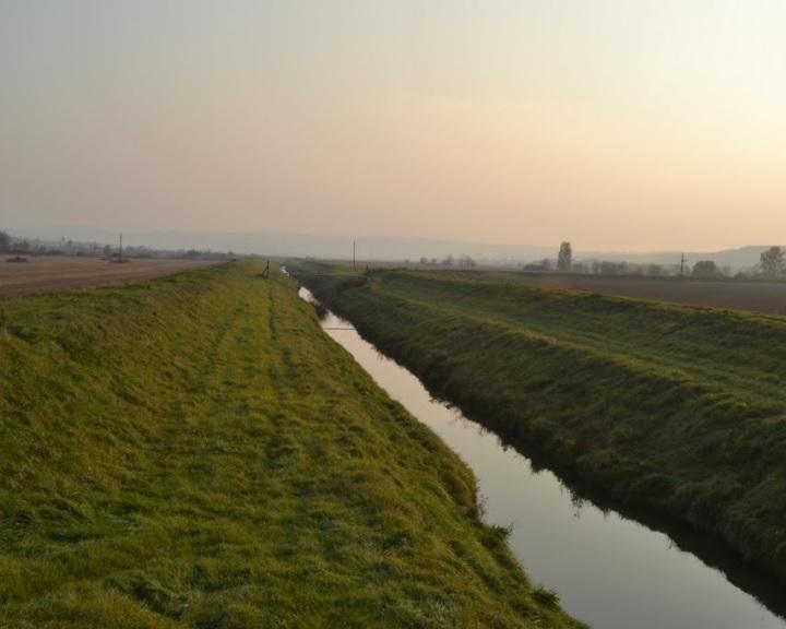 Huszonnyolc hektáros záportározó épül Magyarszéken