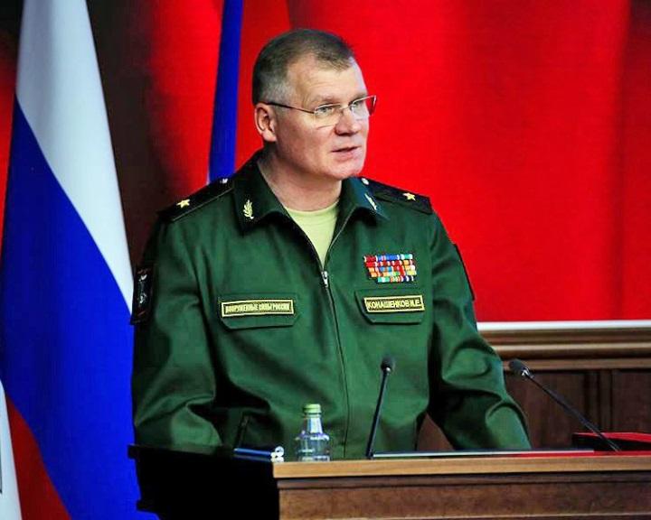 Szíria - Terrorista parancsnokok likvidálásáról számolt be az orosz haderő