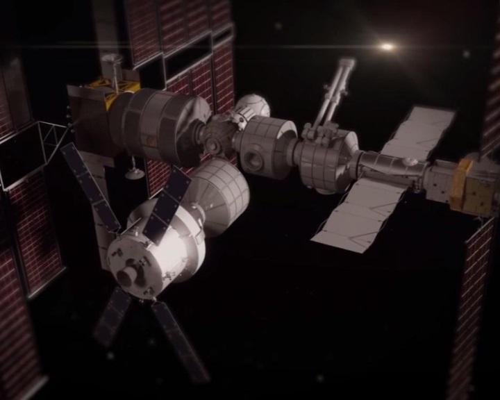 Mélyűri Átjáró néven közösen épít a Hold mellé űrállomást az USA és Oroszország