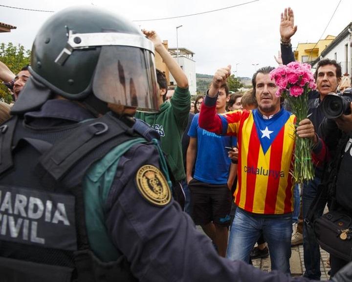 Megszavazták a függetlenséget a katalánok