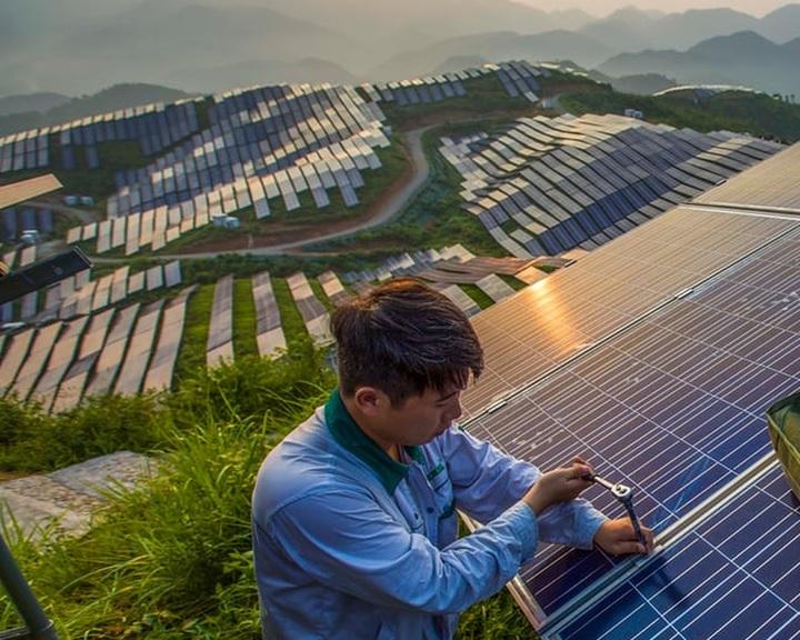 IEA: napelemes áramtermelés a leggyorsabban növekvő megújítható energiaforrás