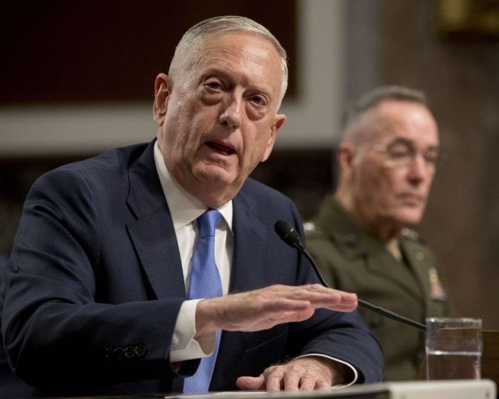 Mattis: Washington nemzetbiztonsági érdeke az iráni atomalku fenntartása