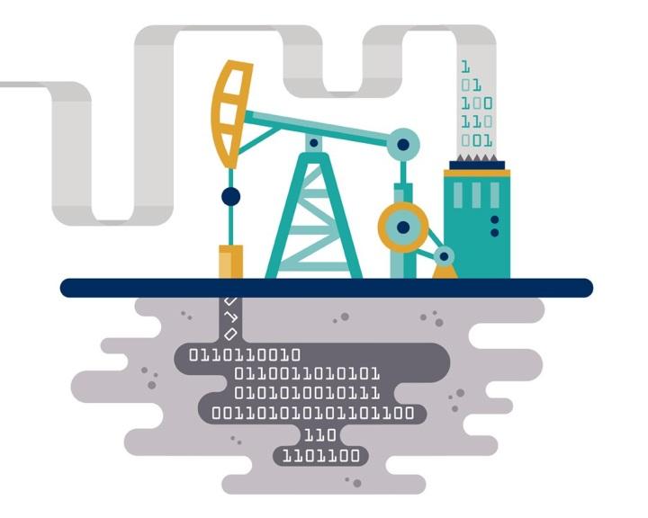Az adat az új olaj