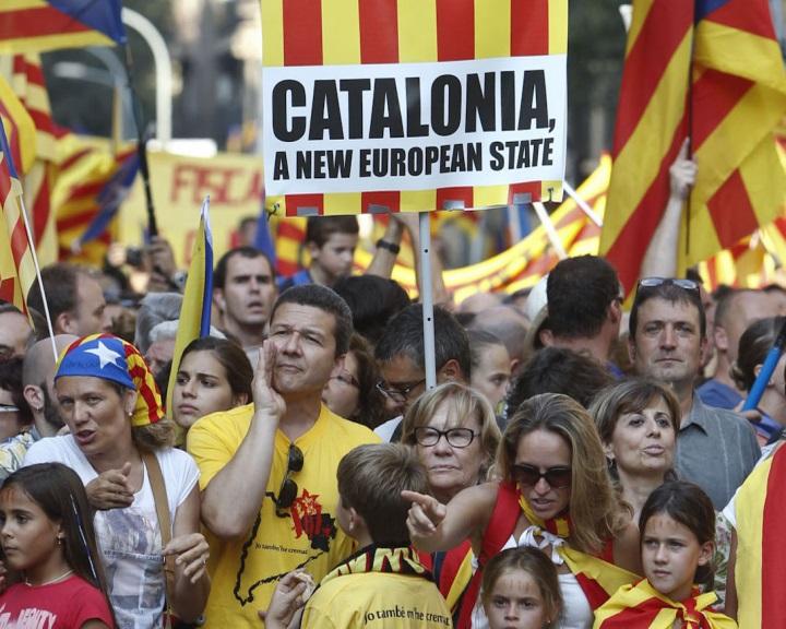A katalán kormány közzétette a hivatalos végeredményt