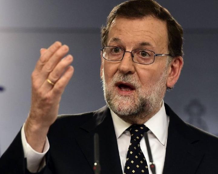 Rajoy: demokráciánk egyik legsúlyosabb pillanatát éli