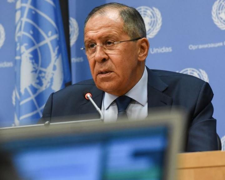 Lavrov gyanúja szerint az USA helyenként együttműködik az Iszlám Állammal