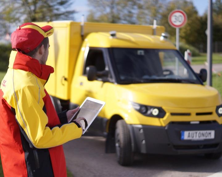 A Deutsche Post és a DHL önvezető teherautókra állhat át