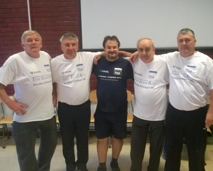 NB II.: Óriási küzdelemben bronzérmes a DÖKE Komló II.