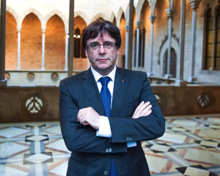 A katalán elnök válaszlevelében párbeszédre kérte a spanyol kormányfőt