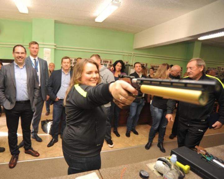 Megújult a Pécs Városi Lőtér