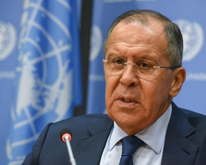 Lavrov: kulcsprobléma az amerikai rakétavédelmi rendszer kiépítése Európában
