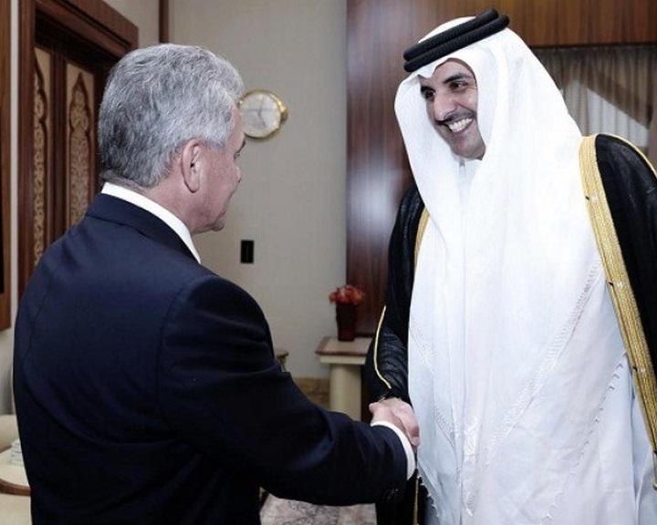 Oroszország és Katar védelmi megállapodást kötött