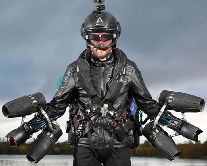 Világrekord sebességgel repült a Vasember-ruhás feltaláló