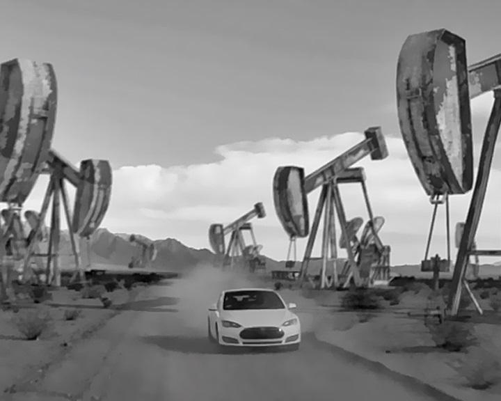 Nem fenyegeti az olajkeresletet az elektromos autók terjedése