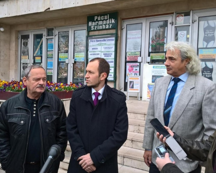 Megszavazta a Pécsi Harmadik Színház eladását a város közgyűlése